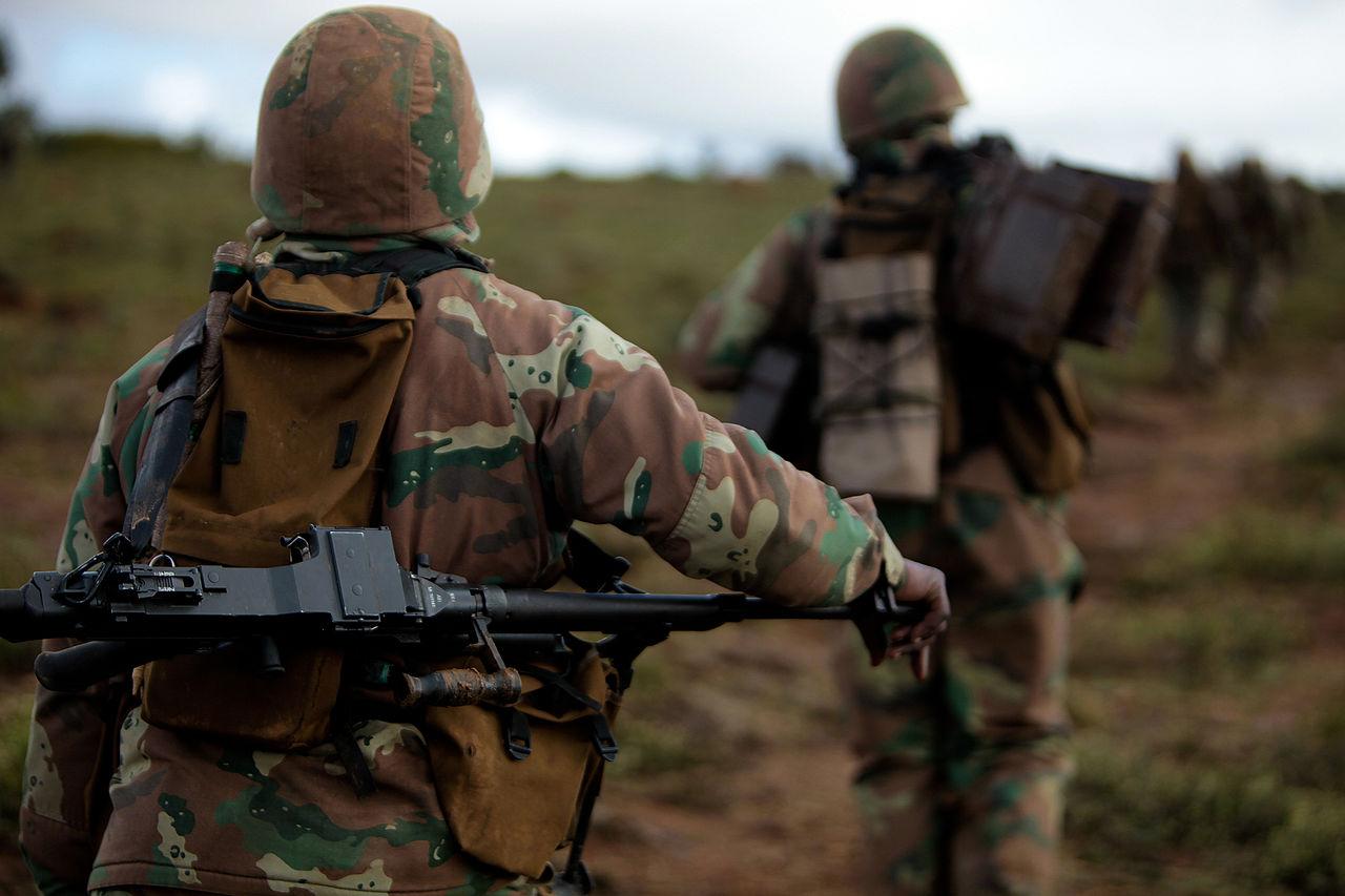 """""""Sexueller Imperialismus"""" und die Rolle der USA in Kolumbien"""