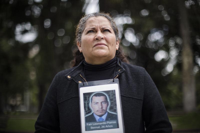 Mutter Coraje – Portrait Luz Bernal