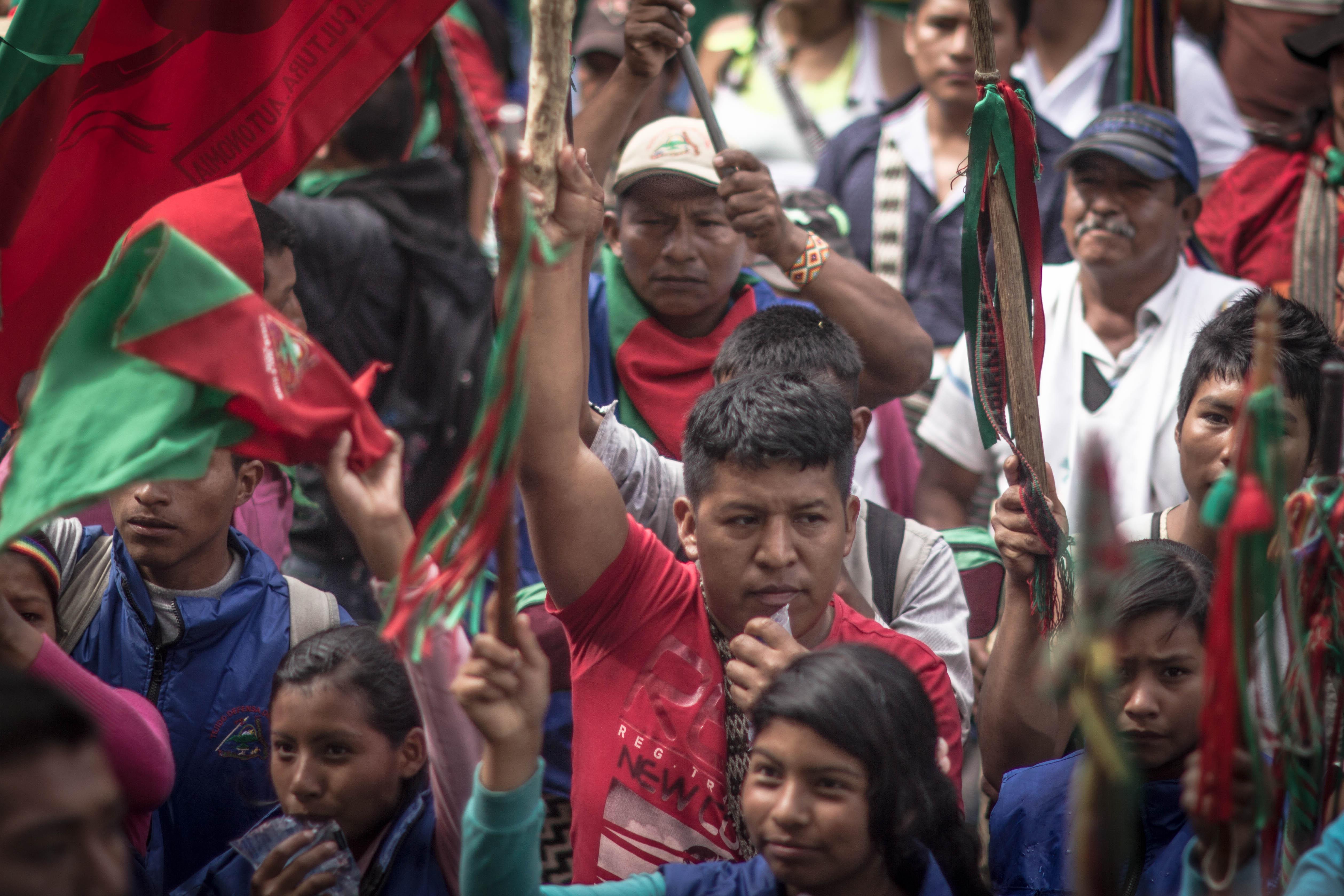 Indigene Verfassungsrechte in Kolumbien ausgehebelt
