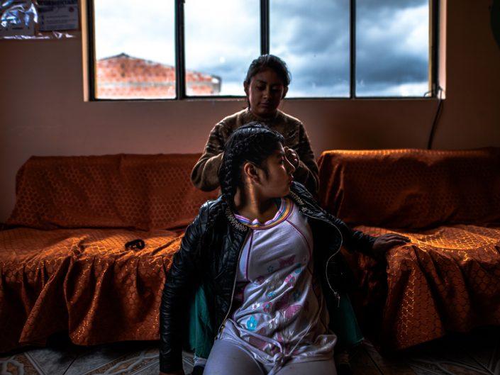 Campagin video on child prostituion for Adveniat